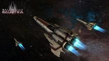 Nový trailer z Battlestar Galactica Online