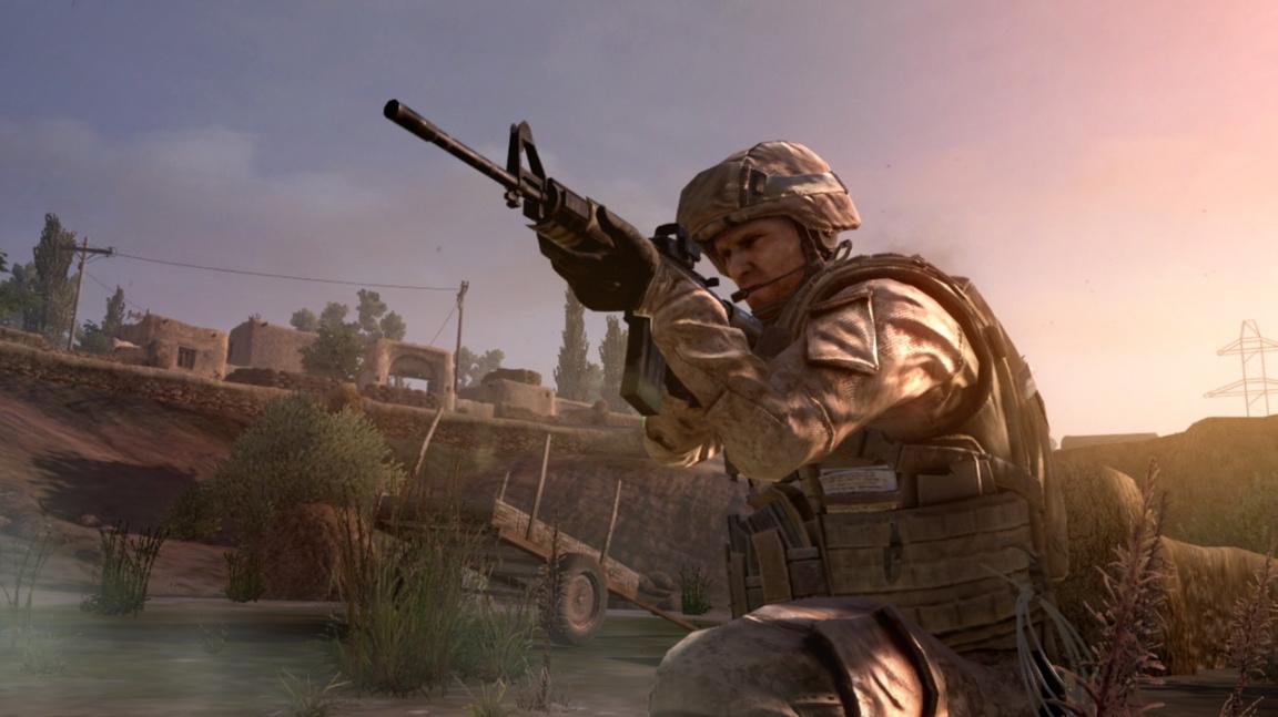 Codemasters končí s akčními hrami, chystá nové závody