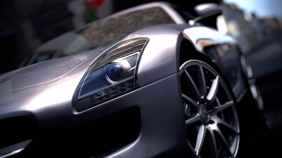Gran Turismo HD zdarma, oznámení Gran Turismo 5