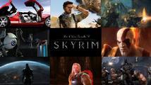 Přehled oznámených her, videí a informací z VGA 2010