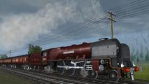 Duchess DLC pro Trainz Simulator 2010