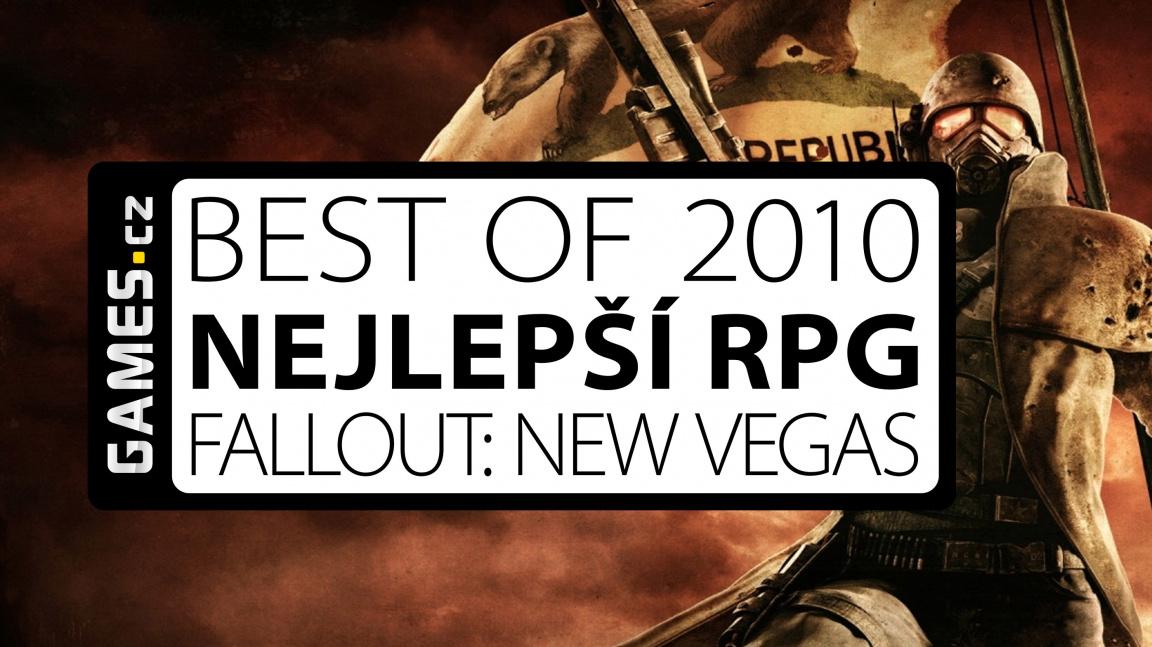 Best of 2010: Nejlepší RPG