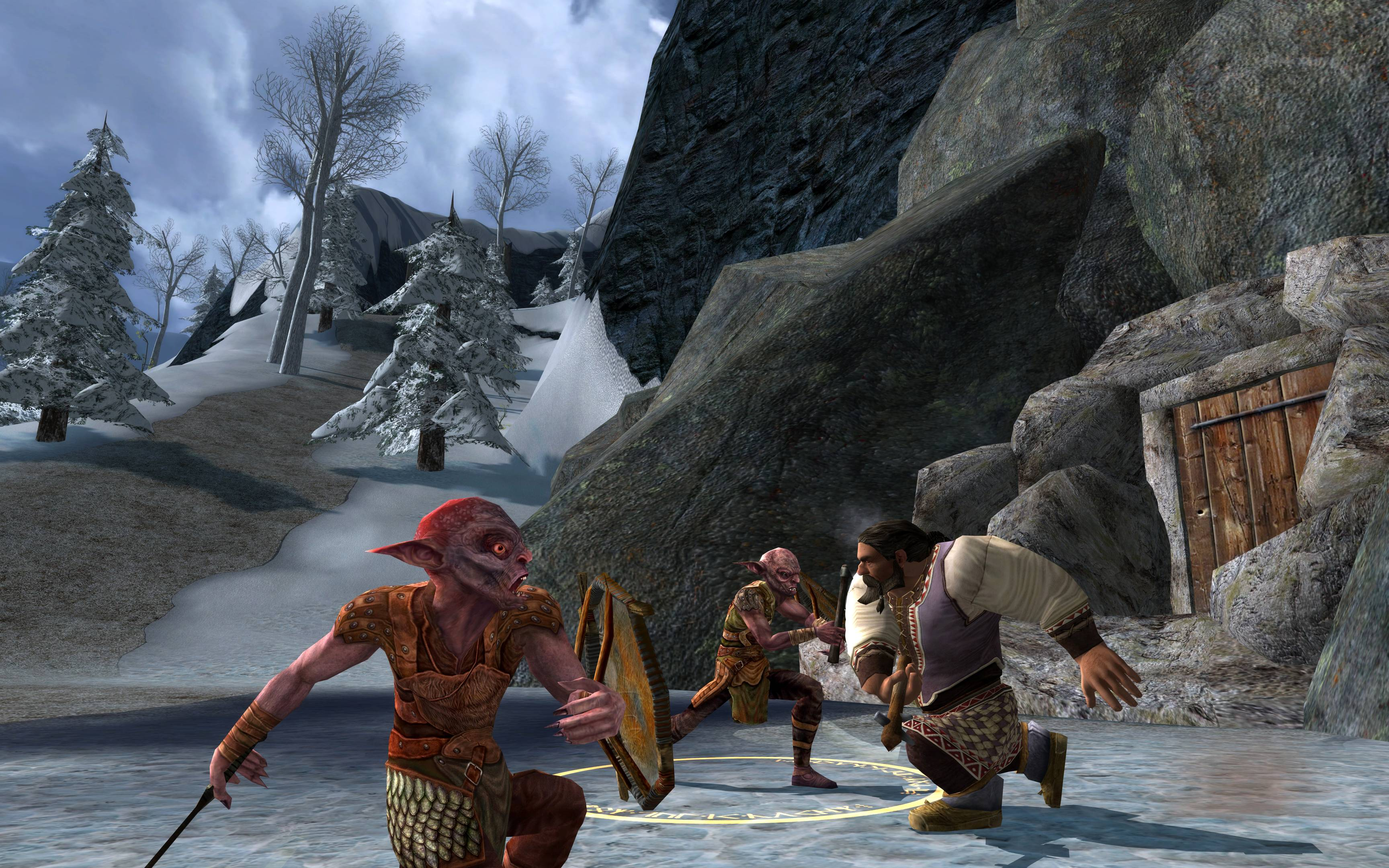 The Lord of the Rings Online: Mines of Moria