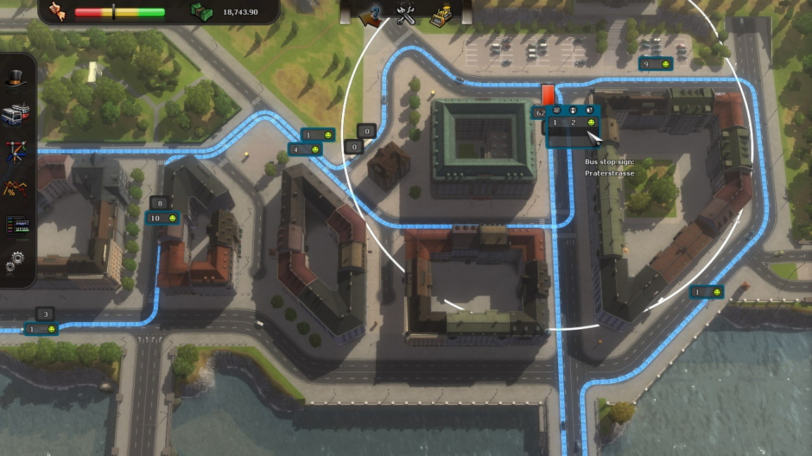 Cities in Motion - recenze tycoonovské strategie