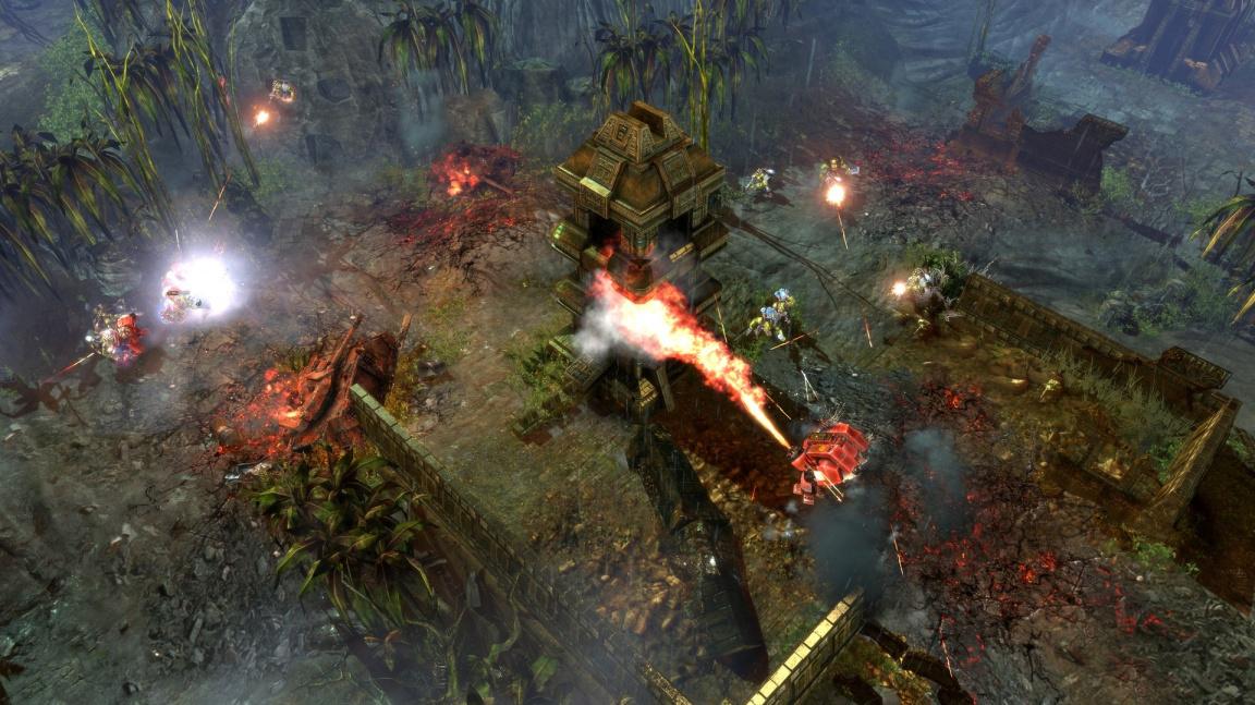 Warhammer: Dawn of War 2 megarecenze