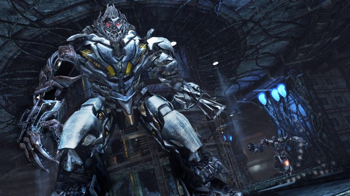 Nový druh robotů z Transformers: Dark of the Moon