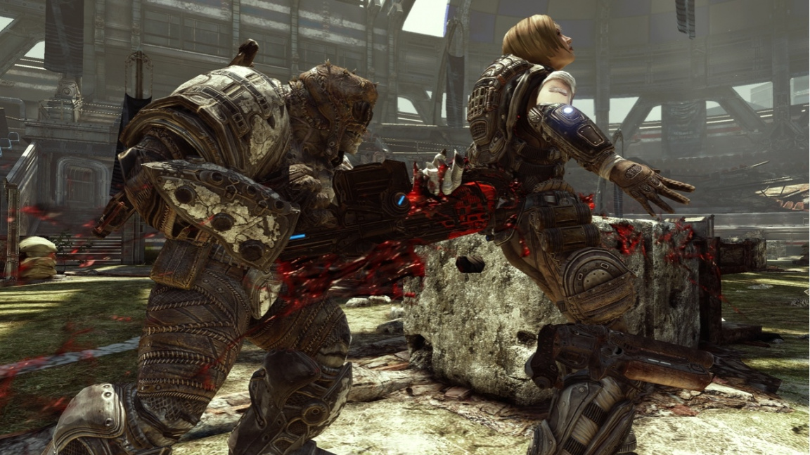 Pozvěte přátele do Gears of War 3 multiplayer bety
