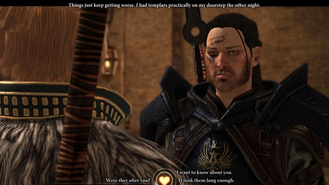 Další betaverze češtiny pro Dragon Age II je venku