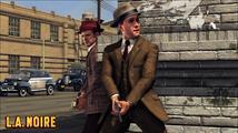 Interaktivní mapa případů L.A. Noire