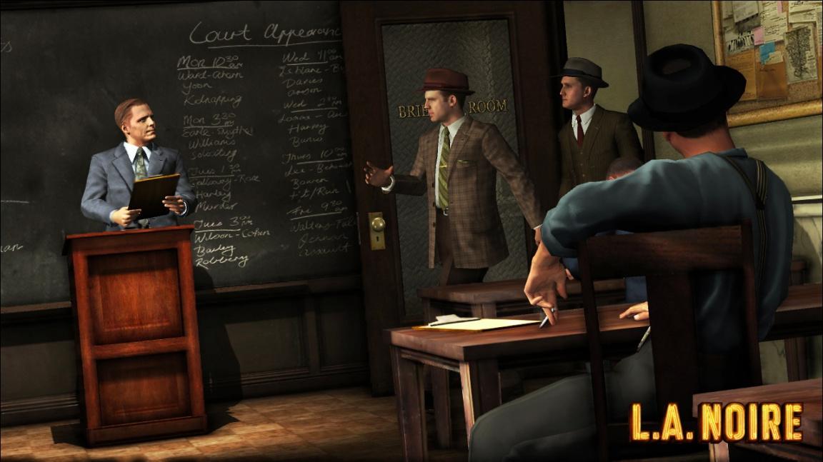 Rockstar Pass přinese nové případy do L.A. Noire