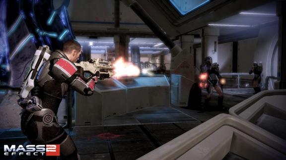 Vanguard z Mass Effect 2