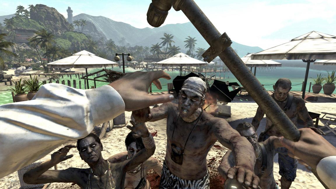 Kocovina na Dead Islandu je celkem nepříjemná