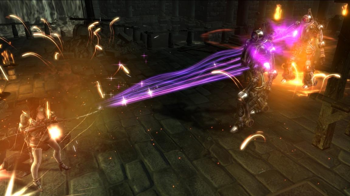 Kooperativní trailer z Dungeon Siege III