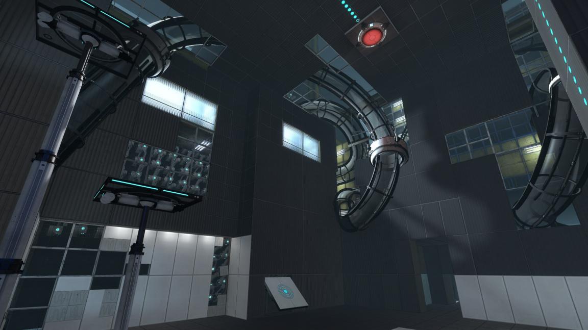Portal 2 pod drobnohledem