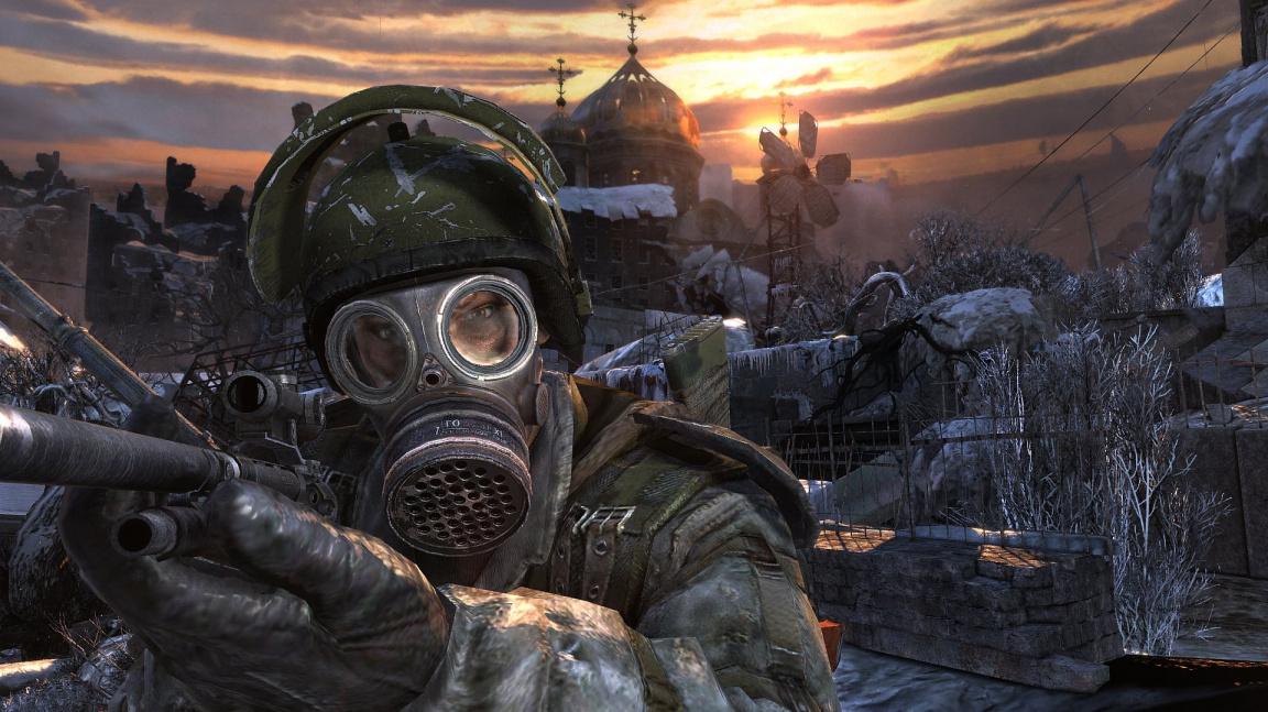 Historie série Metro: Převezme ukrajinské studio trůn pro vládce postapokalyptických her?