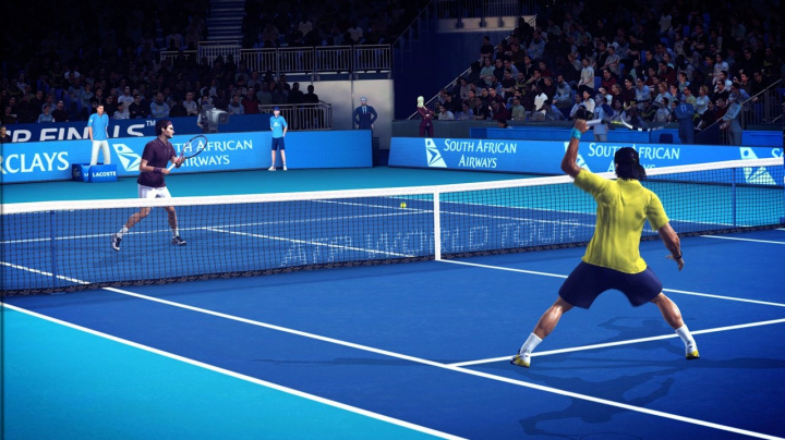 Český tenis Top Spin 4 s Agassim a dalšími