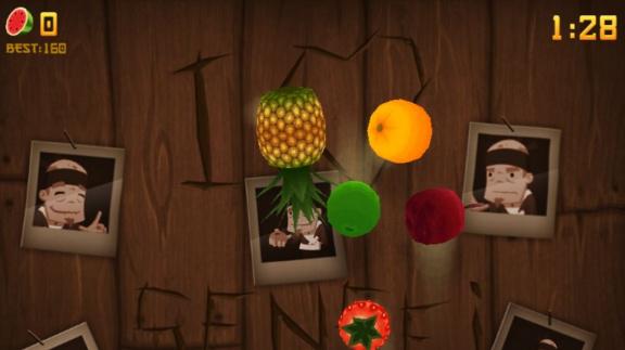 Fruit Ninja HD