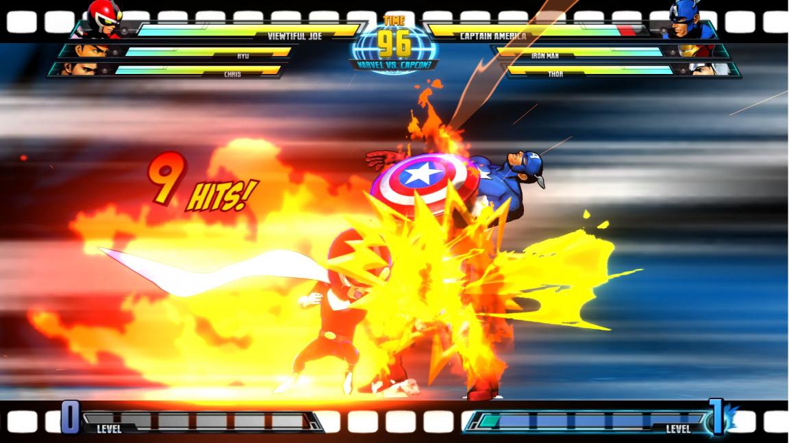 Marvel vs Capcom 3 - recenze