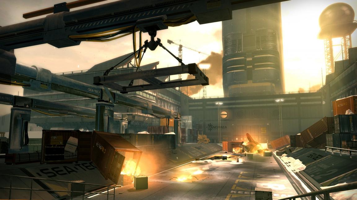 Další střípky ze světa Deus Ex: Human Revolution