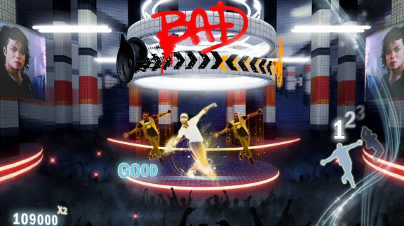 Michael Jackson The Experience - recenze
