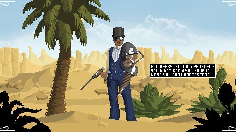Oznámení Mageo, české steampunkové hry pro iPad