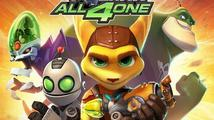 Ratchet & Clank: All 4 One přijdou v říjnu