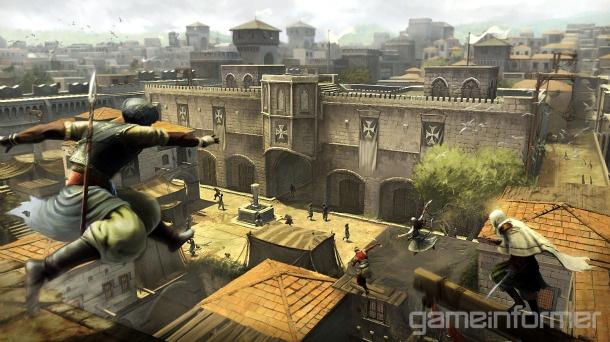 Kam se podíváte v Assassin's Creed: Revelations?