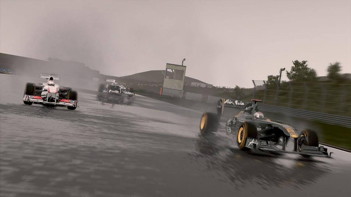 F1 2011 bude klást důraz na multiplayer