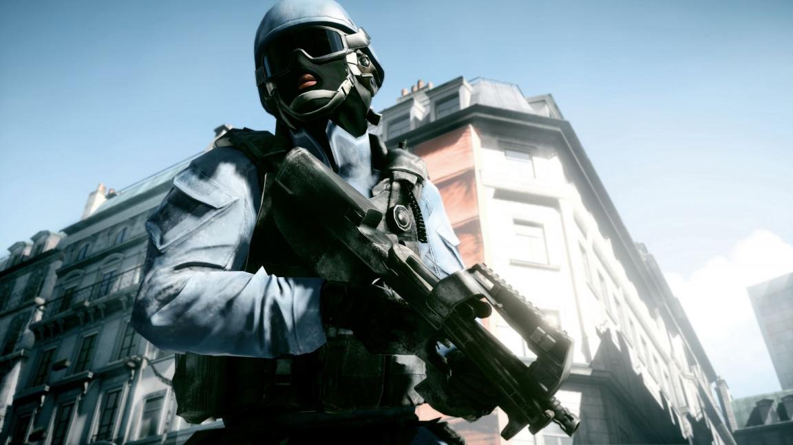 """Battlefield 3 bez modifikací, engine je pro modery moc """"složitý"""""""