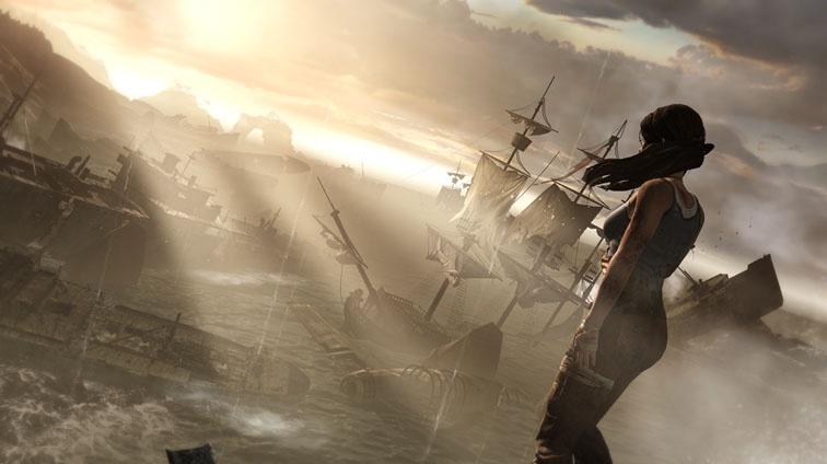 Jak je to se souboji v Tomb Raiderovi?