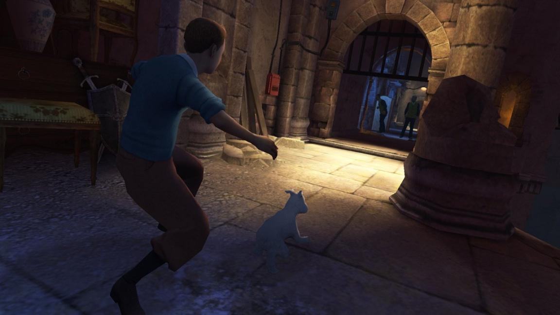 Tintinova dobrodružství: Hra