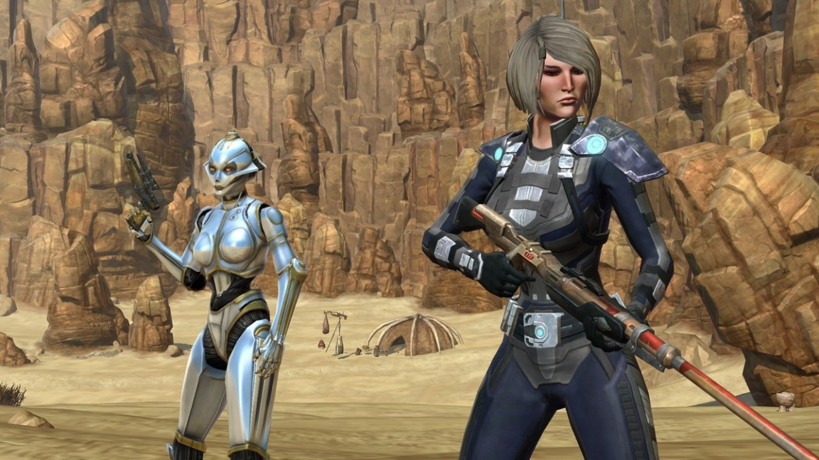 Bude MMO Star Wars: The Old Republic krvavé?