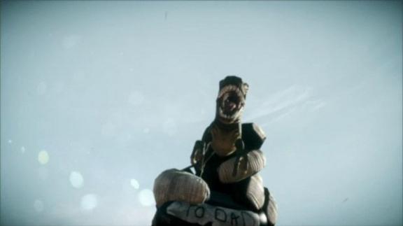 Proč je v Battlefieldu 3 dinosaur? Protože si to přál 4Chan