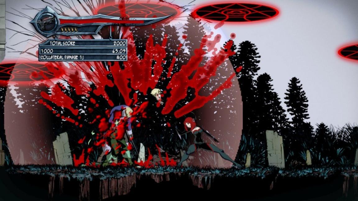 Oznámení arkády Bloodrayne: Betrayal