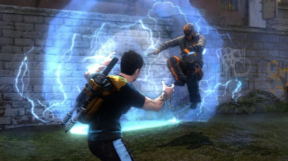 Infamous 2 - preview