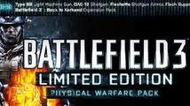 DICE reaguje na protest: zbraně z DLC Battlefield 3 nerozhodí