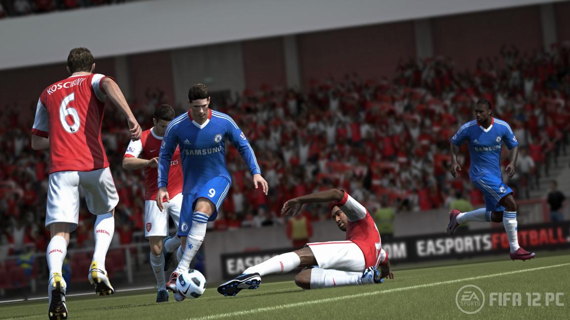 UEFA Euro 2012 vyjde jako DLC pro FIFA 12 i s CZ komentářem