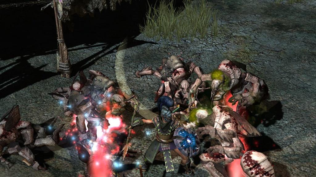 Akční RPG Titan Quest v obrazech