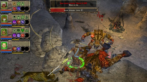 Dungeon Siege II - preview