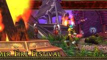 World of Warcraft žije Midsummer Fire Festivalem 2011