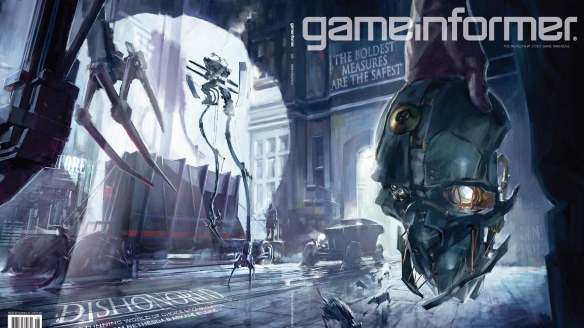 Dishonored, nová hra od tvůrců Arx Fatalis, Half-Life 2 a Deus Ex