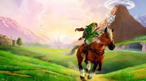 The Legend of Zelda: Ocarina of Time 3D - recenze