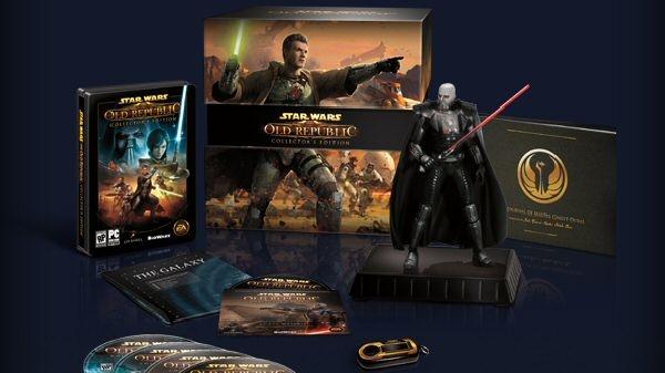 Update: SW: The Old Republic vyjde letos a v těchto edicích