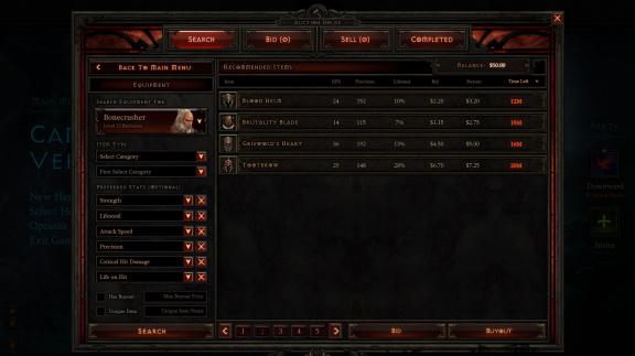 Diablo III - preview