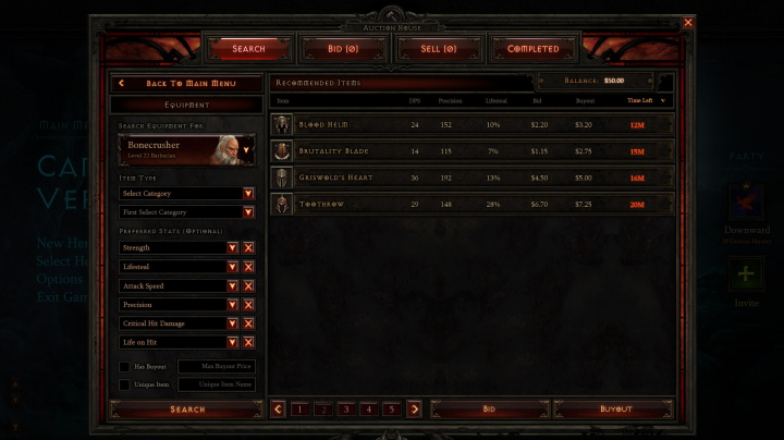 Sledujte Diablo III animák o boji andělů a démonů