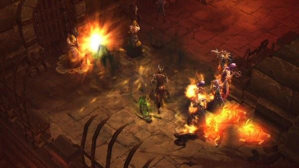 Diablo III nepůjde hrát offline, mody budou zakázány