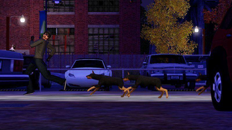 The Sims 3: Domácí mazlíčci