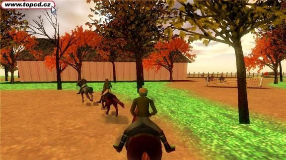 Svět koní: Já chci jezdit