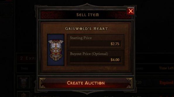 Blizzard reaguje na kritiku kvůli aukcím z Diablo III