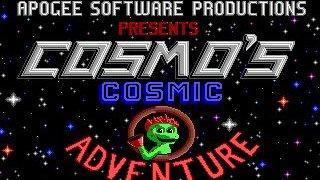 Cosmo's Cosmic Adventure: Forbidden Planet